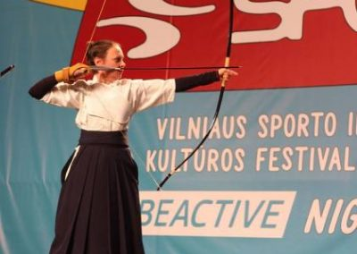 Vilniaus sporto ir kultūros festivalis 2018 rugsėjis