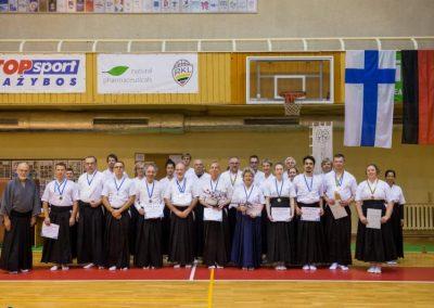 I Baltic Taikai, VI Lietuvos Kyudo čempionatas ir seminaras Vilniuje 2017 spalis