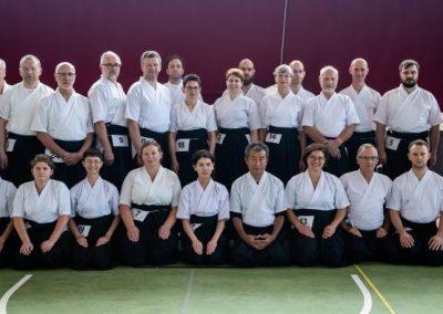 Kyudo seminaras Varšuvoje 2019 rugpjūtis