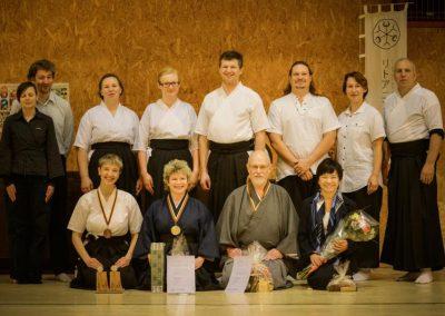 Seminaras ir III Lietuvos Kyudo čempionatas Vilniuje 2014 lapkritis