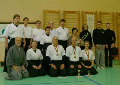 Seminaras ir I Lietuvos Kyudo čempionatas Vilniuje 2012 spalis