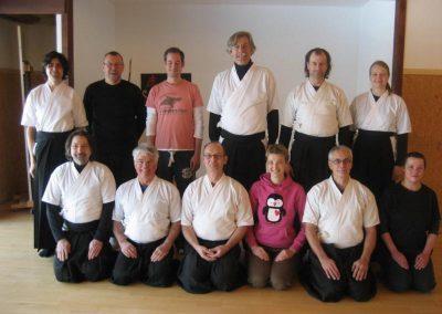 Svečiuose Alster-Dojo klube Hamburge (Vokietija) 2010 kovas