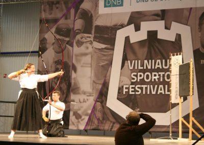 Vilniaus sporto festivalis 2014 spalis