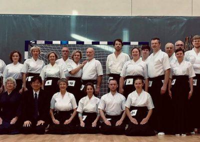 II Baltic Taikai, VIII Lietuvos Kyudo čempionatas ir seminaras Vilniuje 2019 spalis