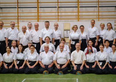 Šimto strėlių turnyras Varšuvoje 2021 rugsėjis